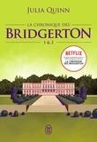Julia Quinn - La chronique des Bridgerton Tomes 1 et 2 : Daphné et le duc ; Anthony.