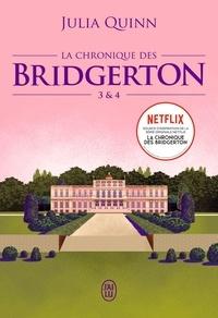 Julia Quinn - La chronique des Bridgerton Tome 3 et 4 : Benedict ; Colin.