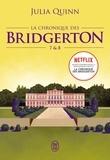 Julia Quinn - La chronique des Bridgerton Tomes 7 et 8 : Hyancinthe ; Gregory.