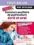 Pierre Montagu et Hervé Cubero - Concours auxiliaire de puériculture écrit et oral - Les clés de la réussite.
