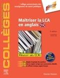 CUESP et Damien Jolly - Maîtriser la LCA en anglais.