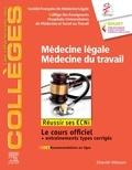 Clothilde Rougé-Maillart et Cécile Manaouil - Médecine légale - Médecine du travail.