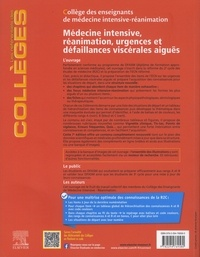 Médecine intensive, réanimation, urgences et défaillances viscérales aiguës 7e édition