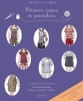 Keiko Nonaka et Yoko Sugiyama - Blouses, jupes et pantalons - Carnet de styles.