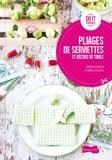Didier Boursin et Anne Loiseau - Pliages de serviettes et décors de table.