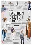Atsuko Kikuchi - Mon fashion sketch book - 120 croquis de tendance.