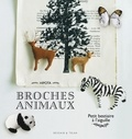 Hipota - Broches animaux - Petit bestiaire à l'aiguille.