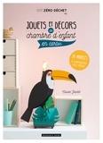 Claude Jeantet - Jouets et décors de chambre d'enfant en carton - 20 modèles à fabriquer soi-même.