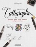 Jane Sullivan - Initiation à la calligraphie - Alphabets, lettres ornées, entrelacs... expliqués pas à pas.