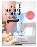 Perrine Colignon - Machine à coudre pas à pas.