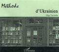Olga Yacinska - Méthode d'ukrainien - CD audio.