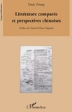 Yinde Zhang - Littérature comparée et perspectives chinoises.