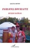 Galina Druon - Parlons bouriate - Russie-Baïkal.