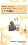 Honoré de Balzac - Le Nègre.