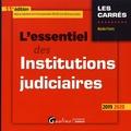 Natalie Fricero - L'essentiel des institutions judiciaires.