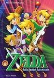 Akira Himekawa - Zelda Tome 8 : Four swords adventure 1.