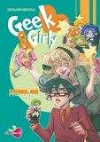Rutile et  Nephyla - Geek & Girly Tome 2 : L'énigme Pluton.