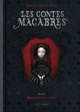 Edgar Allan Poe et Benjamin Lacombe - Les contes macabres Tome 1 : .