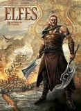 Eric Corbeyran et Gwendal Lemercier - Terres d'Arran : Elfes Tome 9 : Le siège de Cadanla.