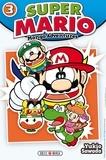 Yukio Sawada - Super Mario-Manga Adventures Tome 3 : .