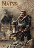 Nicolas Jarry - Nains Tome 1 : Redwin de la forge.