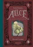 Lewis Carroll et Benjamin Lacombe - Alice de l'autre côté du miroir.