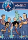 Cécile Beaucourt - PSG Academy  : Destination New York !.