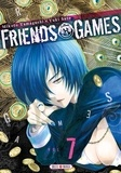 Mikoto Yamaguchi et Yûki Sato - Friends Games Tome 7 : .