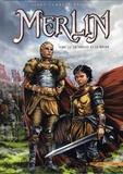 Nicolas Jarry et Eric Lambert - Merlin Tome 13 : La crosse et le bâton.