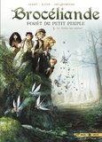 Nicolas Jarry - Brocéliande T03 - Le Jardin aux moines.