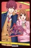 Saki Aikawa - Be-Twin You & Me Tome 5 : .