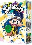 Sankichi Hinodeya - Splatoon Tomes 1 à 3 : Coffret en 3 volumes.