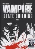 Charlie Adlard et Patrick Renault - Vampire State Building Tome 1 : .