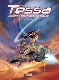 Nicolas Mitric et  Louis - Tessa Agent intergalactique Intégrale 1 : .