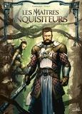 Sylvain Cordurié et Bojan Vukic - Les maîtres inquisiteurs Tome 14 : Shenkaèl.