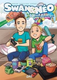 Winslow et  Sophie & Greg - Swan & Néo Tome 1 : Bienvenue à Dranqart Parc.