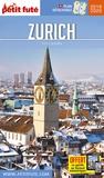 Petit Futé - Petit Futé Zurich. 1 Plan détachable