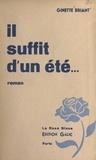 Ginette Briant - Il suffit d'un été....