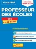 Marc Loison et Haimo Groenen - EPS Concours Professeur des écoles - En 40 fiches.