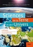 Michel Hoffert et Marc Tardy - Sciences de la Terre et de l'Univers - Licence SVT - Licence Sciences de l'Univers - CAPES et Agrégation SVT.