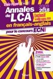 Théo Pezel - Annales de LCA pour le concours ECNi - 2009-2018.