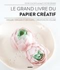 Céline Colchico - Le grand livre du papier créatif - Origami, kirigami et découpes, créations en volume.