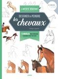 Philippe Legendre - Les chevaux.