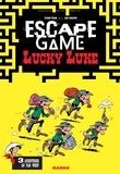 Escape game, Lucky Luke : 3 aventures au Far West / Benjamin Bouwyn, Rémi Prieur, Mélanie Vives | Bouwyn, Benjamin. Auteur