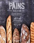 Anis Bouabsa - Pains maison - Complets, classiques, originaux, sans gluten.