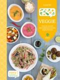 Laure Kié et Patrice Hauser - Veggie - Tour du monde des meilleures recettes végétariennes.