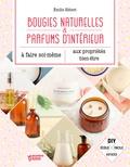 Emilie Hébert - Bougies naturelles et parfums d'intérieur.