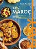 Nadia Paprikas - Easy Maroc - Les meilleures recettes de mon pays tout en images.