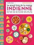 Sandra Salmandjee - Le grand livre de la cuisine indienne.