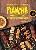 Loïc Hanno et Aimery Chemin - Les meilleures recettes de plancha d'ici et d'ailleurs.